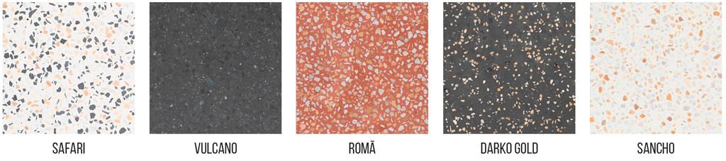 Novas cores   Coleção 2021 - Revestimento Turim Palazzo